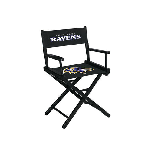 "Baltimore Ravens 34"" Directors Chair 