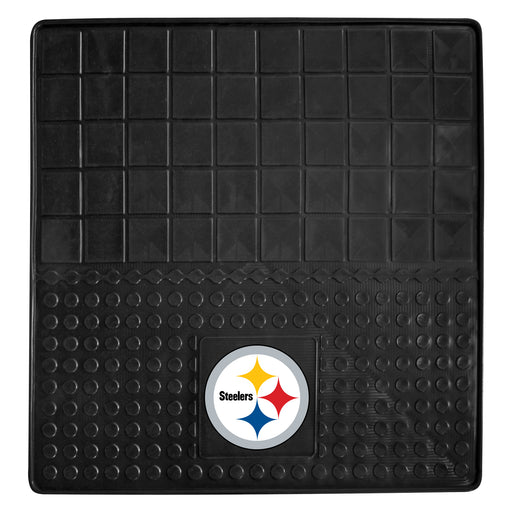 Pittsburgh Steelers Heavy Duty Vinyl Cargo Mat | Man Cave Authority | 10836