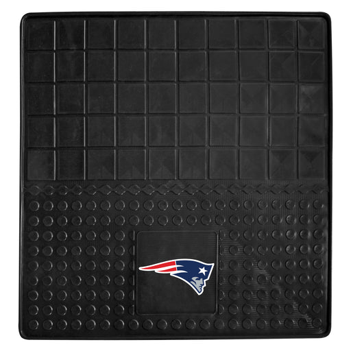 New England Patriots Heavy Duty Vinyl Cargo Mat | Man Cave Authority | 10837