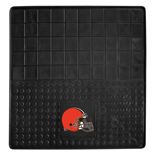 Cleveland Browns Heavy Duty Vinyl Cargo Mat | Man Cave Authority | 10929