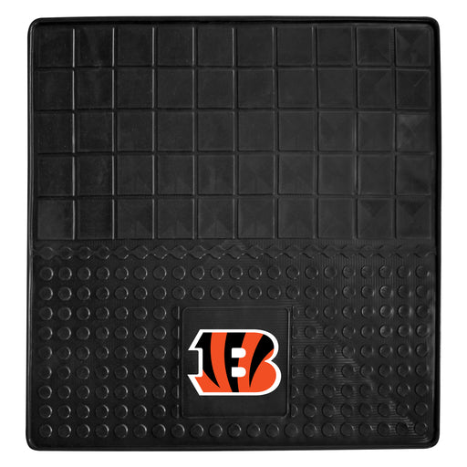 Cincinnati Bengals Heavy Duty Vinyl Cargo Mat | Man Cave Authority | 10939