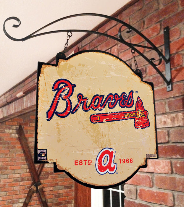 Atlanta Braves Tavern Sign | Man Cave Decor | 11111