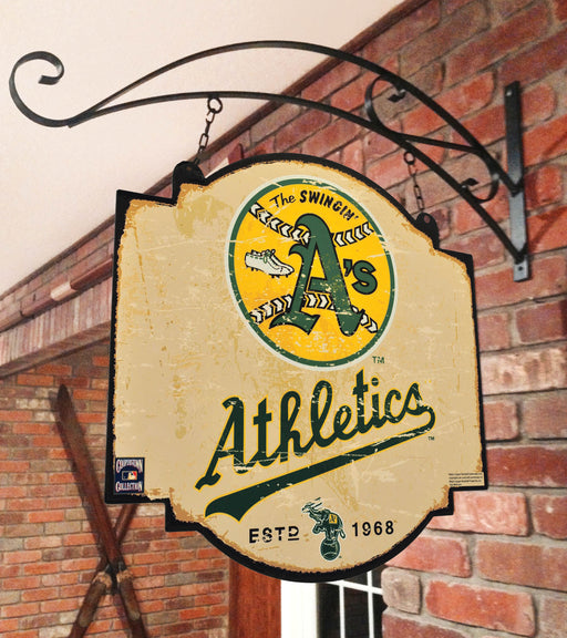 Oakland Athletics Tavern Sign | Man Cave Decor | 11125