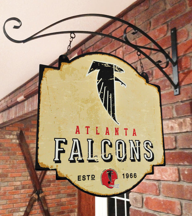 Atlanta Falcons Tavern Sign | Man Cave Decor | 11217