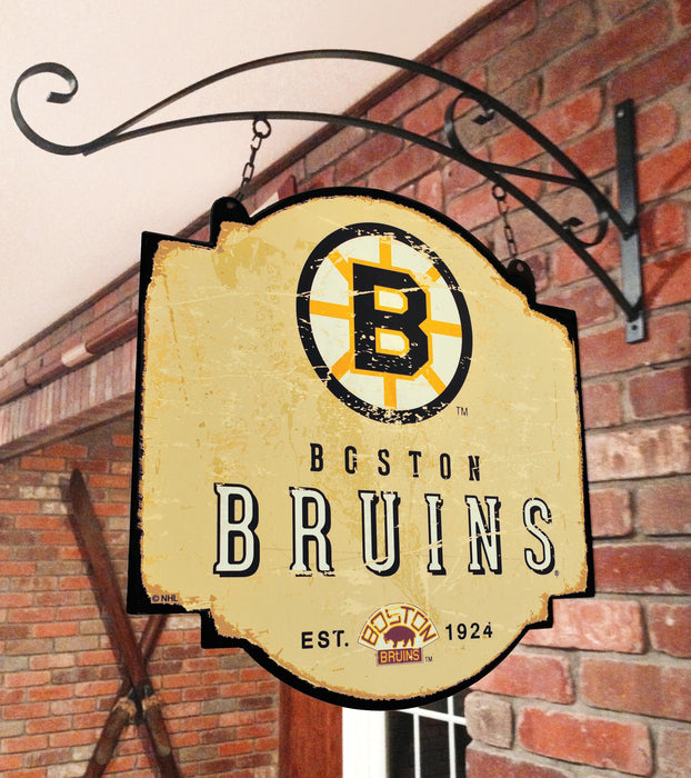 Boston Bruins Tavern Sign | Man Cave Decor | 11301