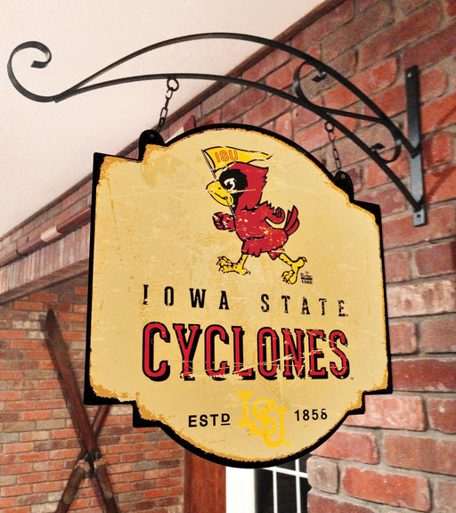Iowa State University Tavern Sign | Man Cave Decor | 11408