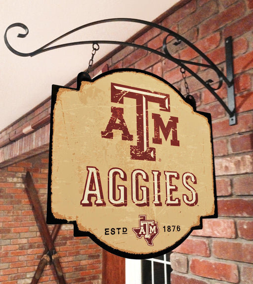 Texas A&M Tavern Sign | Man Cave Decor | 11415