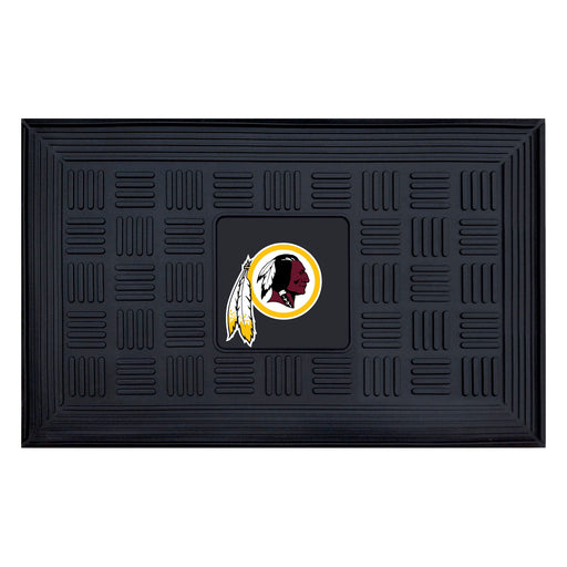 Washington Redskins Medallion Door Mat | Man Cave Authority | 11460