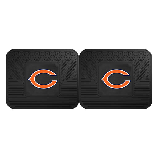 Chicago Bears 2 Utility Mats | Man Cave Authority | 12303