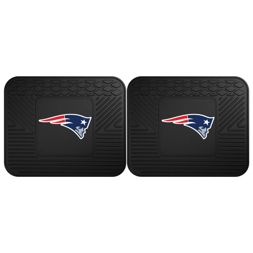 New England Patriots 2 Utility Mats | Man Cave Authority | 12304