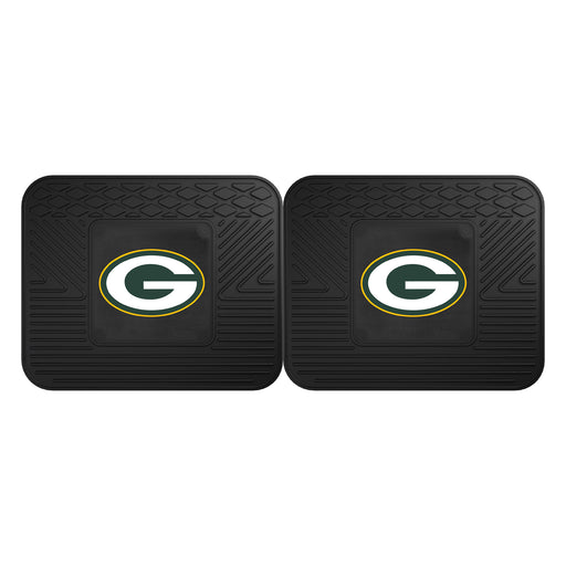 Green Bay Packers 2 Utility Mats | Man Cave Authority | 12306