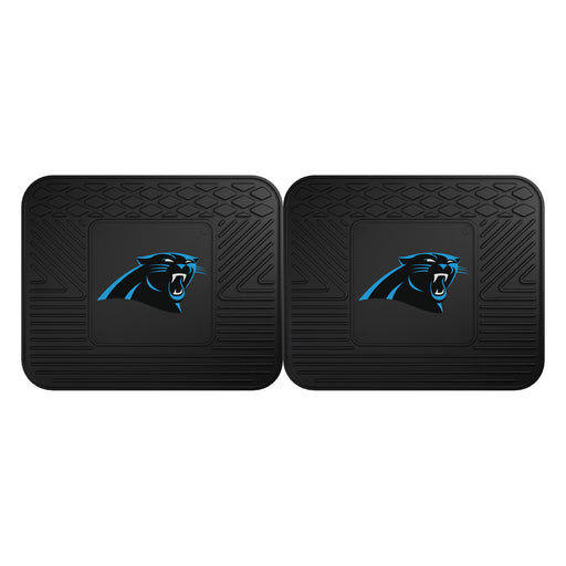 Carolina Panthers 2 Utility Mats | Man Cave Authority | 12352
