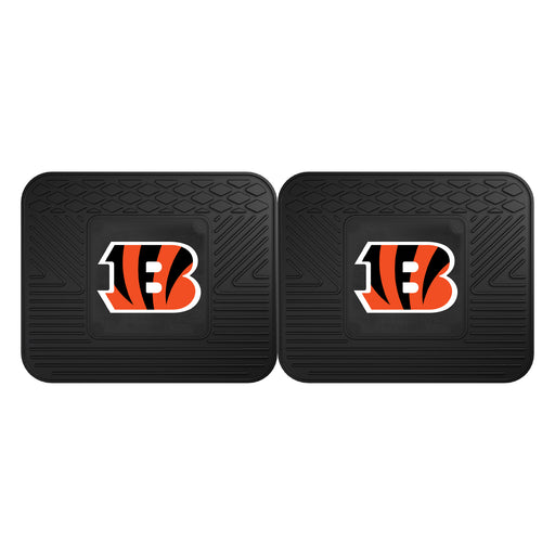 Cincinnati Bengals 2 Utility Mats | Man Cave Authority | 12353