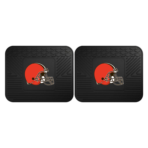 Cleveland Browns 2 Utility Mats | Man Cave Authority | 12354