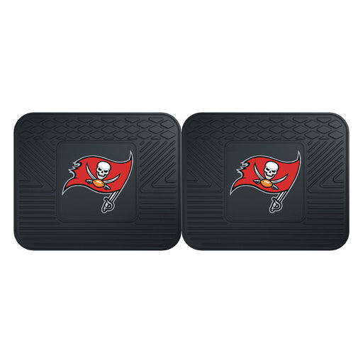 Tampa Bay Buccaneers 2 Utility Mats | Man Cave Authority | 12361