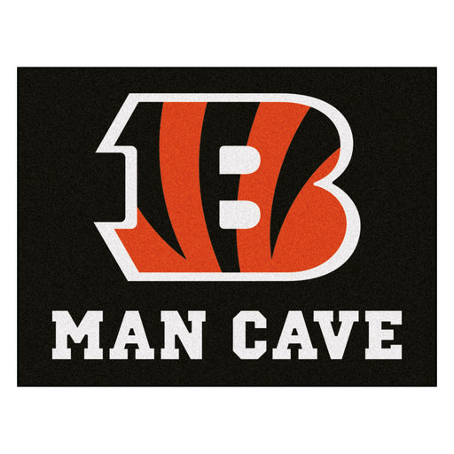 Cincinnati Bengals Man Cave All-Star | Man Cave Authority | 14284