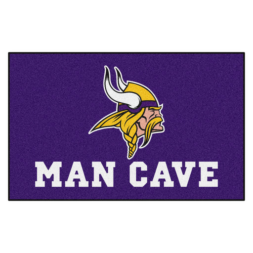 Minnesota Vikings Man Cave UltiMat | Man Cave Authority | 14330