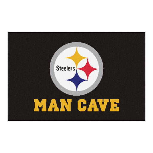 Pittsburgh Steelers Man Cave Starter | Man Cave Authority | 14357