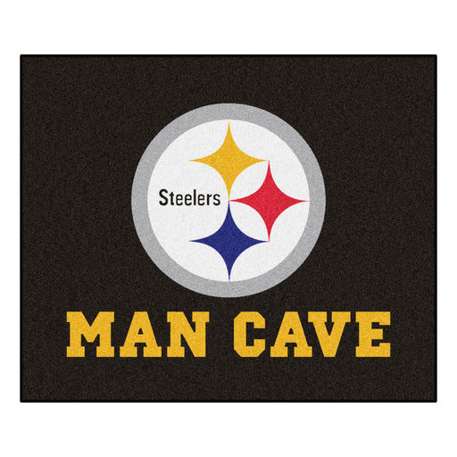Pittsburgh Steelers Man Cave Tailgater | Man Cave Authority | 14359