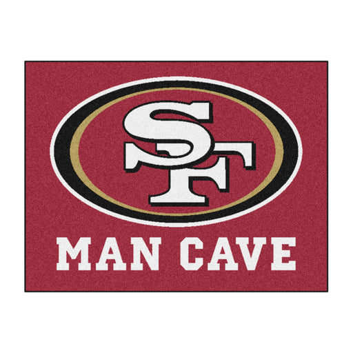 San Francisco 49ers Man Cave All-Star | Man Cave Authority | 14364