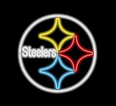 Pittsburgh Steelers Neon Sign | Man Cave Authority | IMP 150-1004