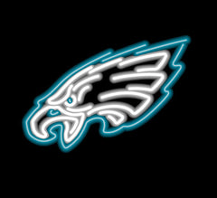 Philadelphia Eagles Neon Sign | Man Cave Authority | IMP 150-1014