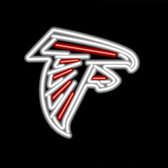 Atlanta Falcons Neon Sign | Man Cave Authority | IMP 150-1030
