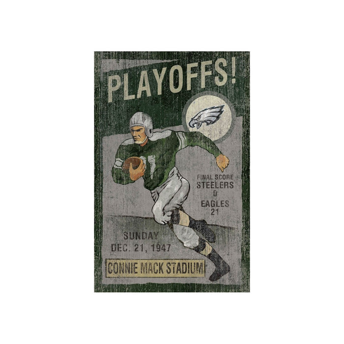 Philadelphia Eagles Wall Art | Man Cave Authority | IMP 151-1037