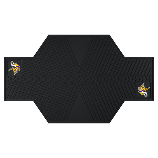 Minnesota Vikings Motorcycle Mat | Man Cave Authority | 15324