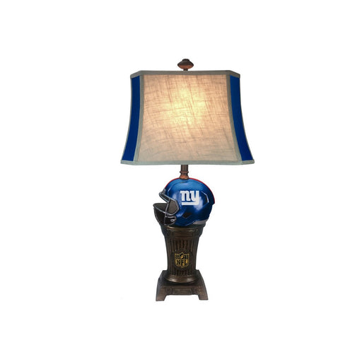 New York Giants Trophy Lamp | Man Cave Authority | IMP 158-1013