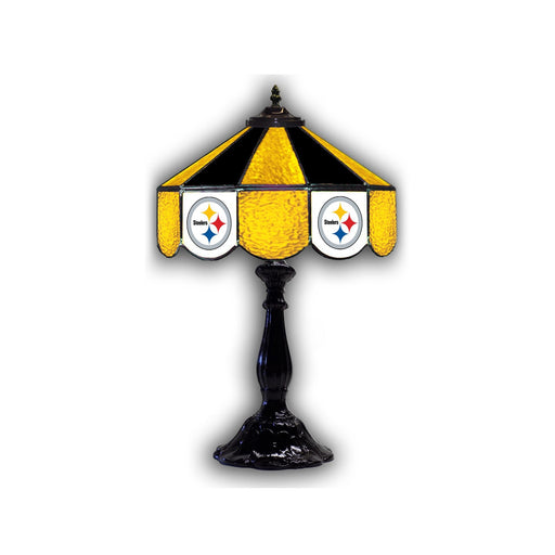 Pittsburgh Steelers Table Lamp | Man Cave Authority | IMP 159-1004