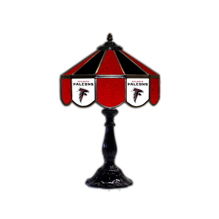 Atlanta Falcons Table Lamp | Man Cave Authority | IMP 159-1030