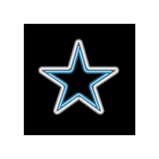 Dallas Cowboys Neon Light