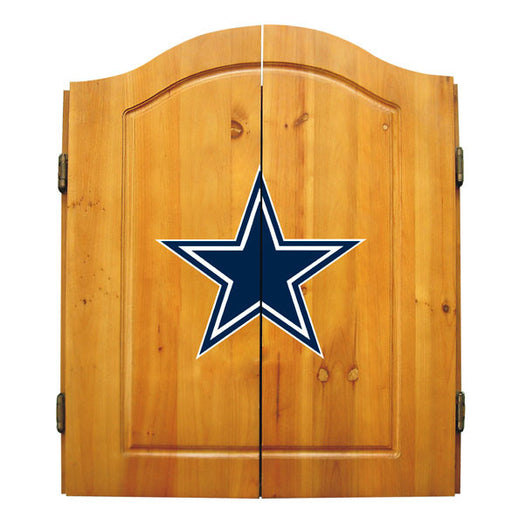 Dallas Cowboys Complete Dart Cabinet Set | Man Cave Authority | IMP  20-1002