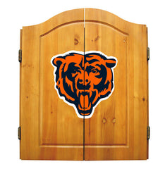 Chicago Bears Complete Dart Cabinet Set | Man Cave Authority | IMP  20-1019