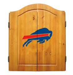 Buffalo Bills Complete Dart Cabinet Set | Man Cave Authority | IMP  20-1021