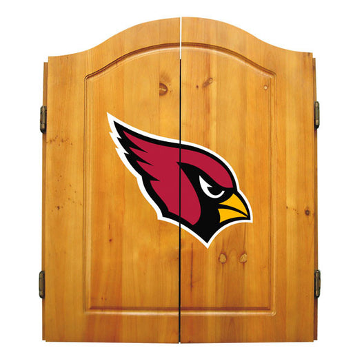 Arizona Cardinals Complete Dart Cabinet Set | Man Cave Authority | IMP  20-1029