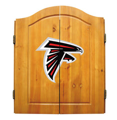 Atlanta Falcons Complete Dart Cabinet Set | Man Cave Authority | IMP  20-1030