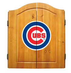 Chicago Cubs Complete Dart Cabinet Set | Man Cave Authority | IMP  20-5005