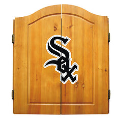 Chicago White Sox Complete Dart Cabinet Set | Man Cave Authority | IMP  20-5006