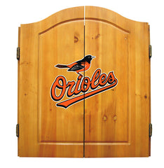 Baltimore Orioles Complete Dart Cabinet Set | Man Cave Authority | IMP  20-5014