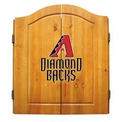 Arizona Diamondbacks Complete Dart Cabinet Set | Man Cave Authority | IMP  20-5022