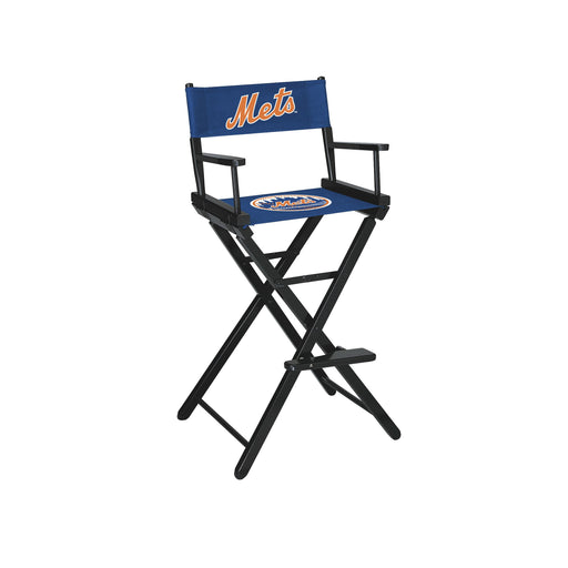 New York Mets Bar Height Directors Chair | Man Cave Authority | IMP 200-2002