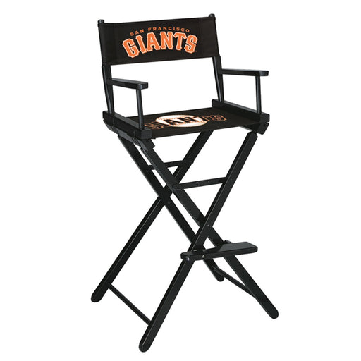 San Francisco Giants Bar Height Directors Chair | Man Cave Authority | IMP 200-2012