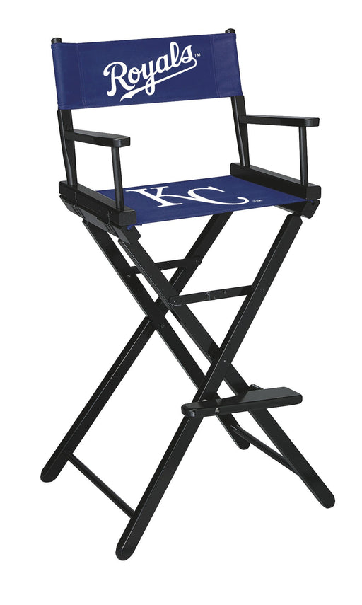 Kansas City Royals Bar Height Directors Chair | Man Cave Authority | IMP 200-2016