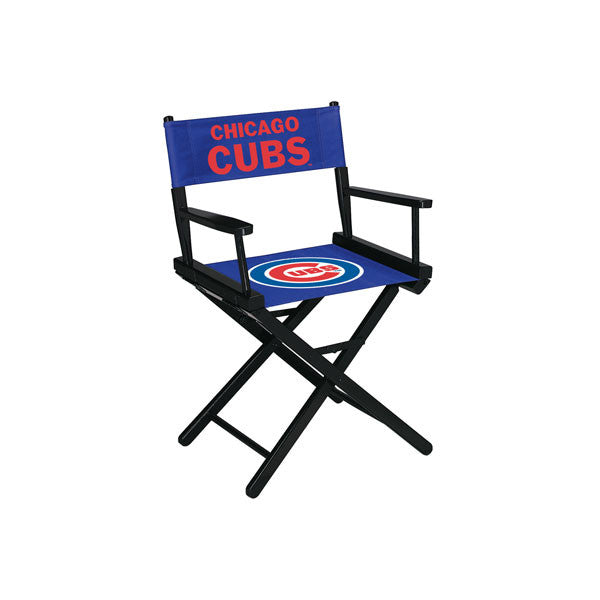 "Chicago Cubs 34"" Directors Chair 