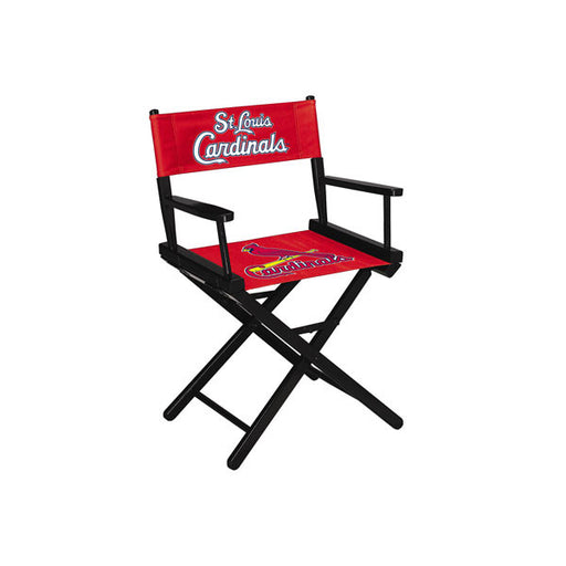 "St Louis Cardinals 34"" Directors Chair 