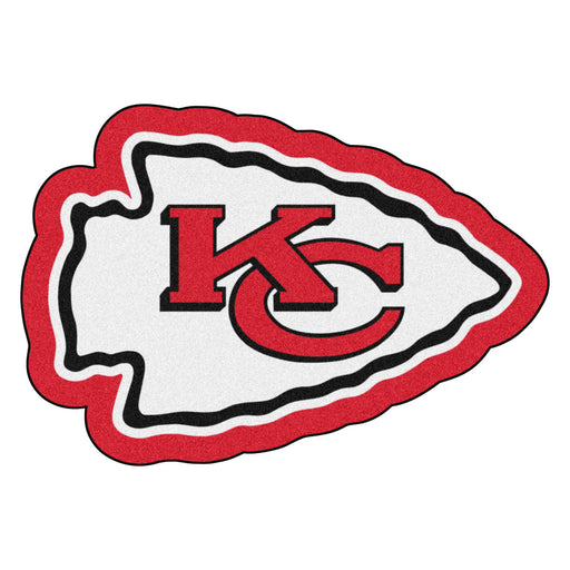 Kansas City Chiefs Mascot Mat | Man Cave Authority | 20974
