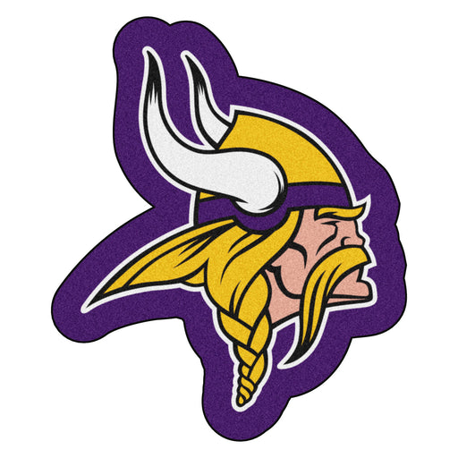 Minnesota Vikings Mascot Mat | Man Cave Authority | 20977
