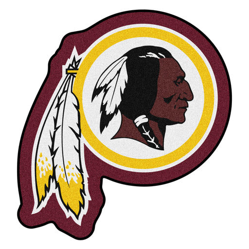 Washington Redskins Mascot Mat | Man Cave Authority | 20990